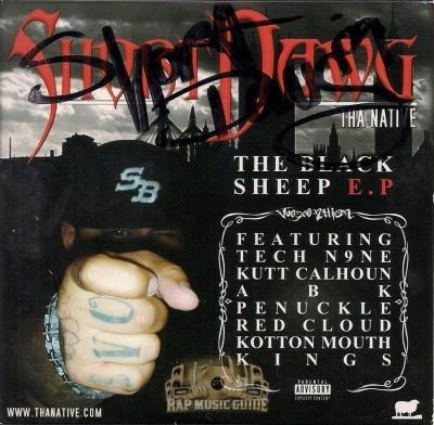 Short Dawg Tha Native - The Black Sheep EP