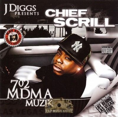 Chief Scrill - 702 MDMA Muzik