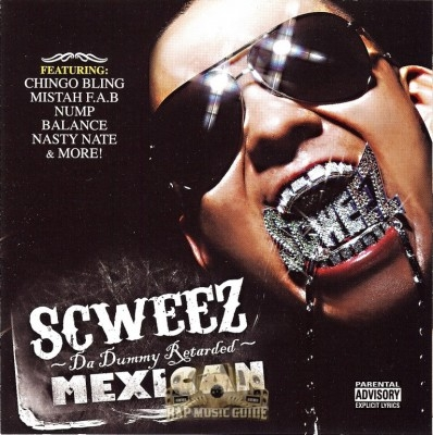 Scweez - Da Dummy Retarded Mexican