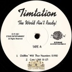 Timtation - The World Ain't Ready! EP