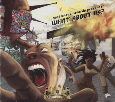 Hard Knock Radio Presents: - What About Us?