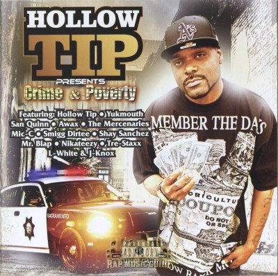Hollow Tip - Crime & Poverty
