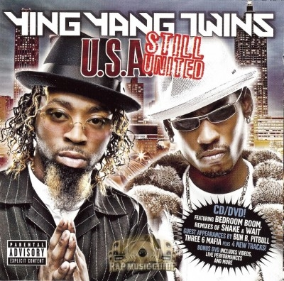Ying Yang Twins - U.S.A. Still United