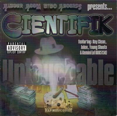 Cientifik - Untouchable