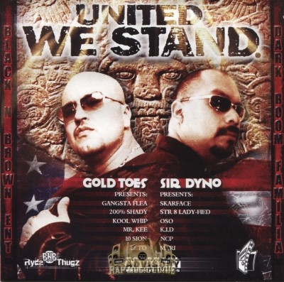 Gold Toes & Sir Dyno - United We Stand