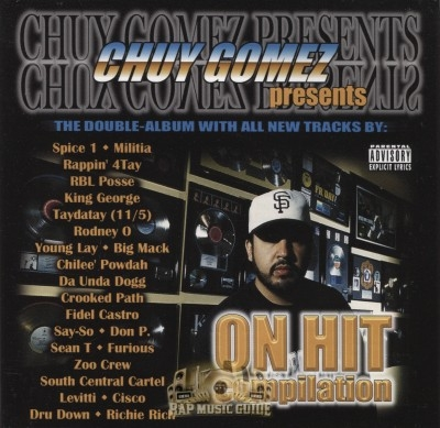 Chuy Gomez Presents - On Hit Compilation