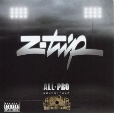 Z-Trip - All-Pro Soundtrack