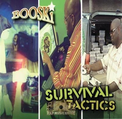 Booski - Survival Tactics