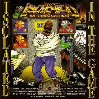 Isolated In The Game - Compilation Album