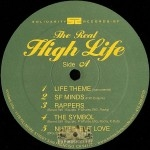 Real High Life - The Real High Life