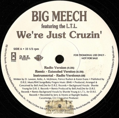 Big Meech - We're Just Cruzin'