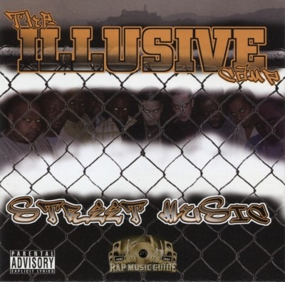 The Illusive Camp - Street Music