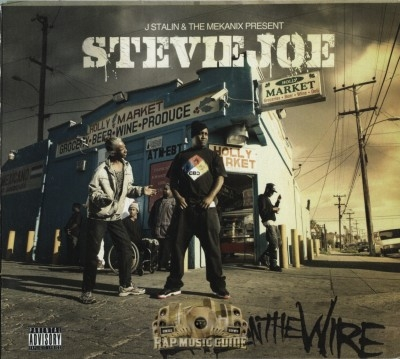 Stevie Joe - Live On The Wire