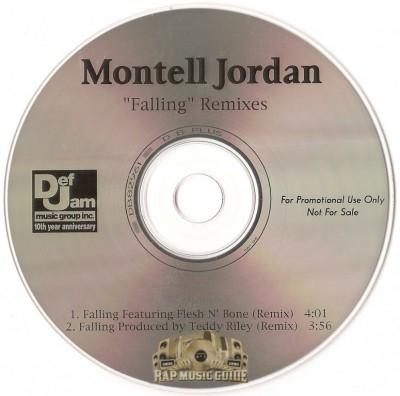 Montell Jordan - Falling Remixes