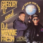 Gregory D And D.J. Mannie Fresh - D Rules The Nation