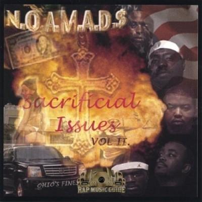 N.O.A.M.A.D.$ - Sacrificial Issues Vol. II