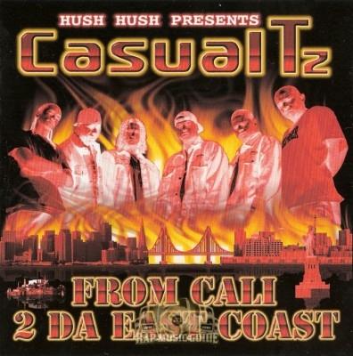 Casual Tz - From Cali 2 Da East Coast