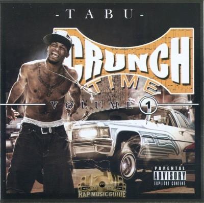 Tabu - Crunch Time Volume One