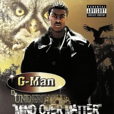 G-Man - Mind Over Matter