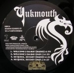 Yukmouth - Welcome 2 Da Bay