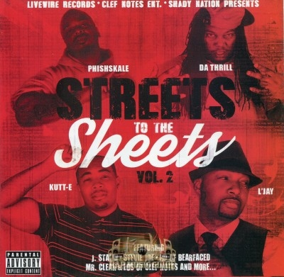 Streets To The Sheets - Vol. 2