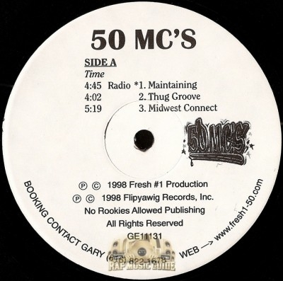 50 MC's - Fresh #1 Production EP