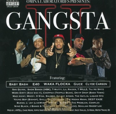Omina Laboratories Presents - Gangsta II