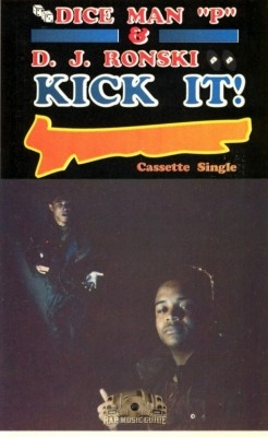 Dice Man P & DJ Ronski - Kick It