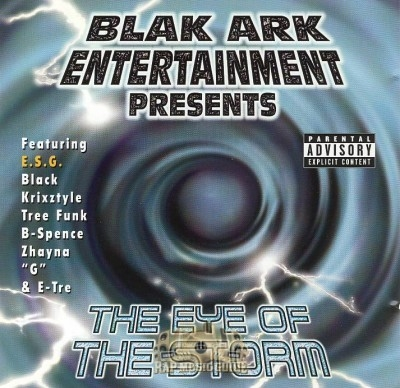 Blak Ark Entertainment Presents - The Eye Of The Storm