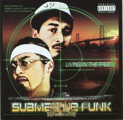 Submarine Funk - Living In The Free