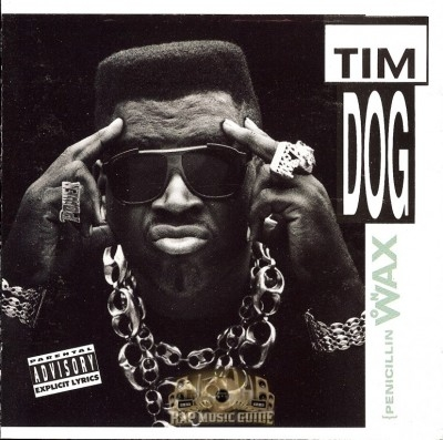 Tim Dog - Penicillin On Wax