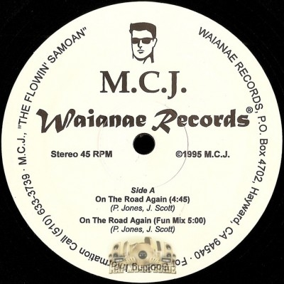 M.C.J. - On The Road Again