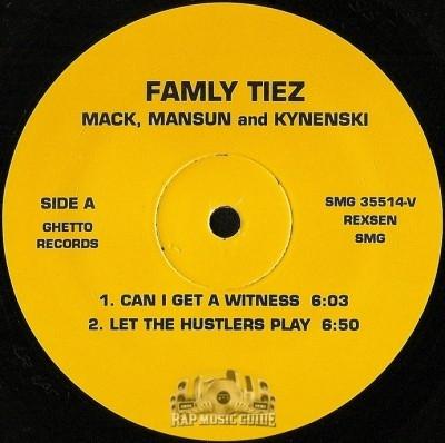 Famly Tiez - Mack, Mansun and Kynenski