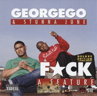 Georgego & Stunna June - Fuck A Feature
