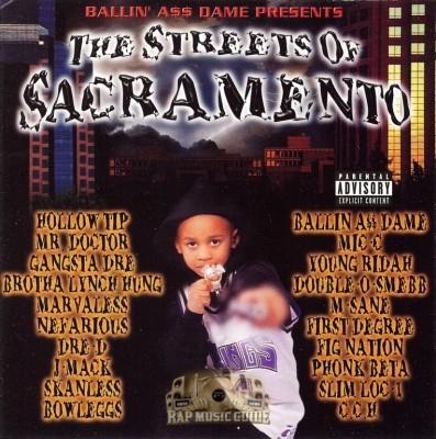 Ballin' A$$ Dame - The Streets Of Sacramento