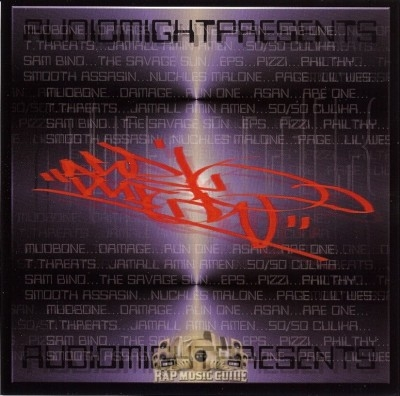 Audio Might - Audio Might Presents
