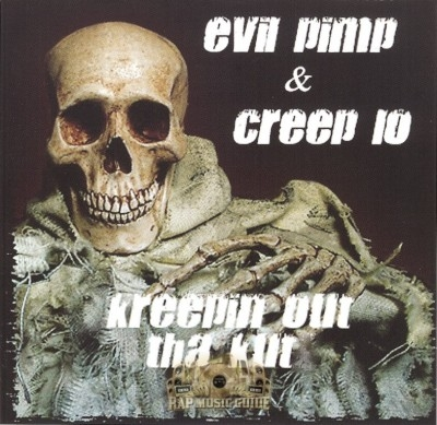 Evil Pimp & Creep Lo - Kreepin Out Tha Kut