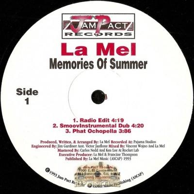 La Mel - Memories Of Summer