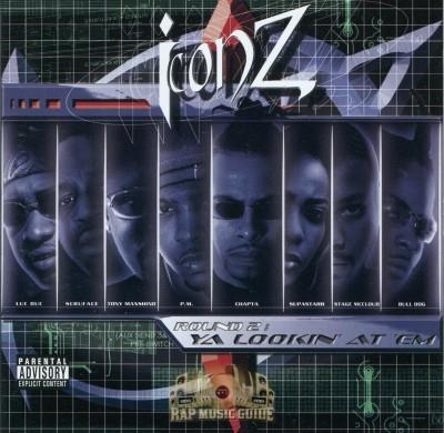 Iconz - Round 2: Ya Lookin' At 'Em