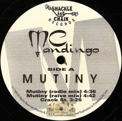 MC Mandingo - Mutiny