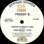 Freddy B - Freddy's Dead EP