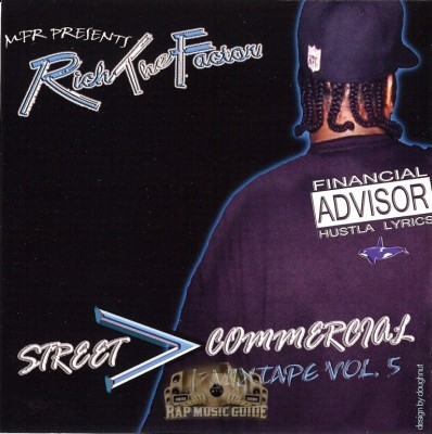 Rich The Factor - Street vs Commercial Mixtape Vol. 5