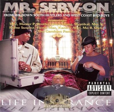 Mr. Serv-On - Life Insurance