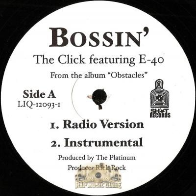 The Click - Bossin'