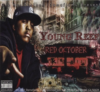 Young Reef - Red October: True Blood