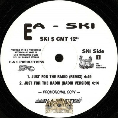 EA-Ski - Breaking Them Off Something