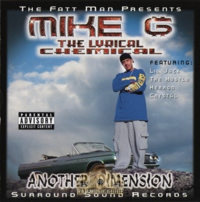 Mike G - Another Dimension