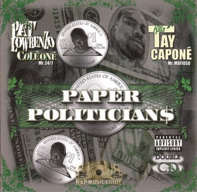 Pat Lowrenzo & Killa Tay - Paper Politicians