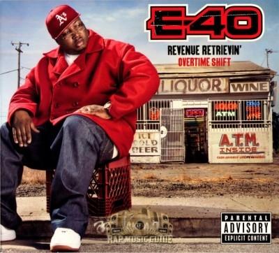 E-40 - Revenue Retrievin Overtime Shift