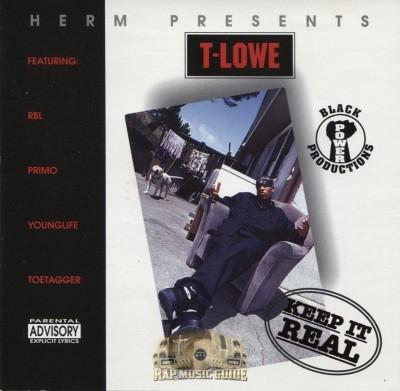 T-Lowe - Keep It Real